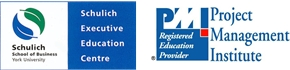 Schulich Executive Education and PMI Logos