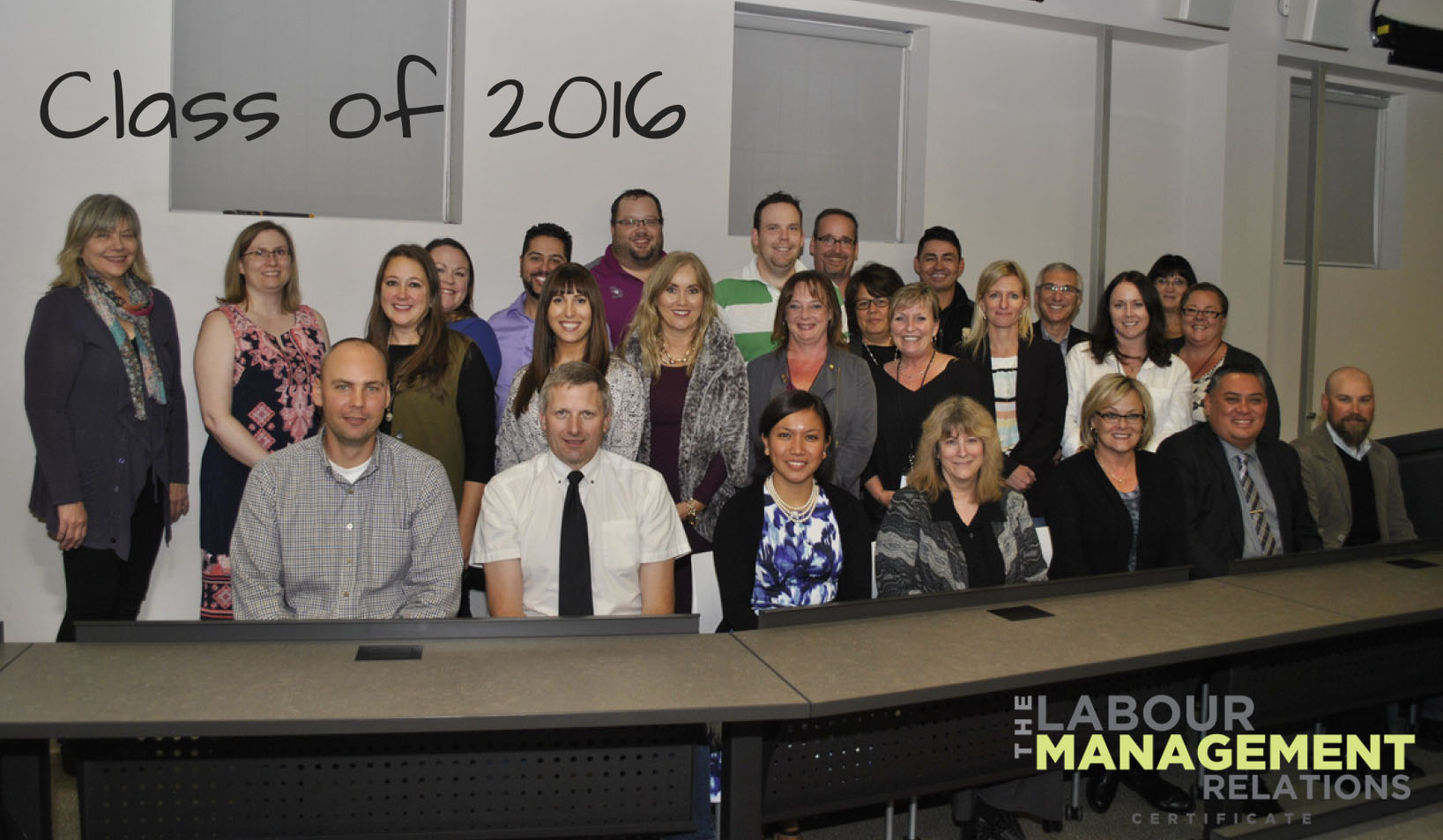 Labour-Management Relations Certificate Program Class 2015