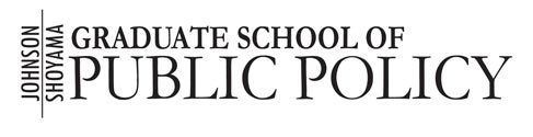 Johnson Shoyama Graduate School of Public Policy Logo