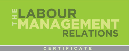 Labour Management Certificate Logo